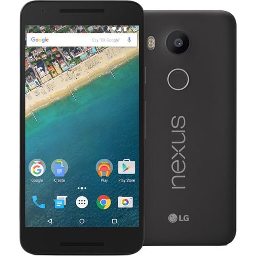 LG Nexus 5X H790 4G LTE Android Unlocked Smartphone + $25GC: 32GB $349, 16GB  $299 + Free Shipping