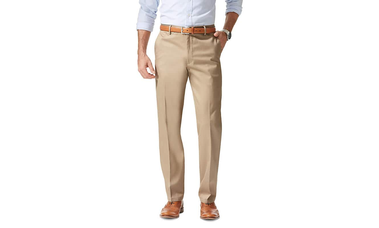 Dockers Coupon: 4-Pairs Dockers Pants  $60 & More