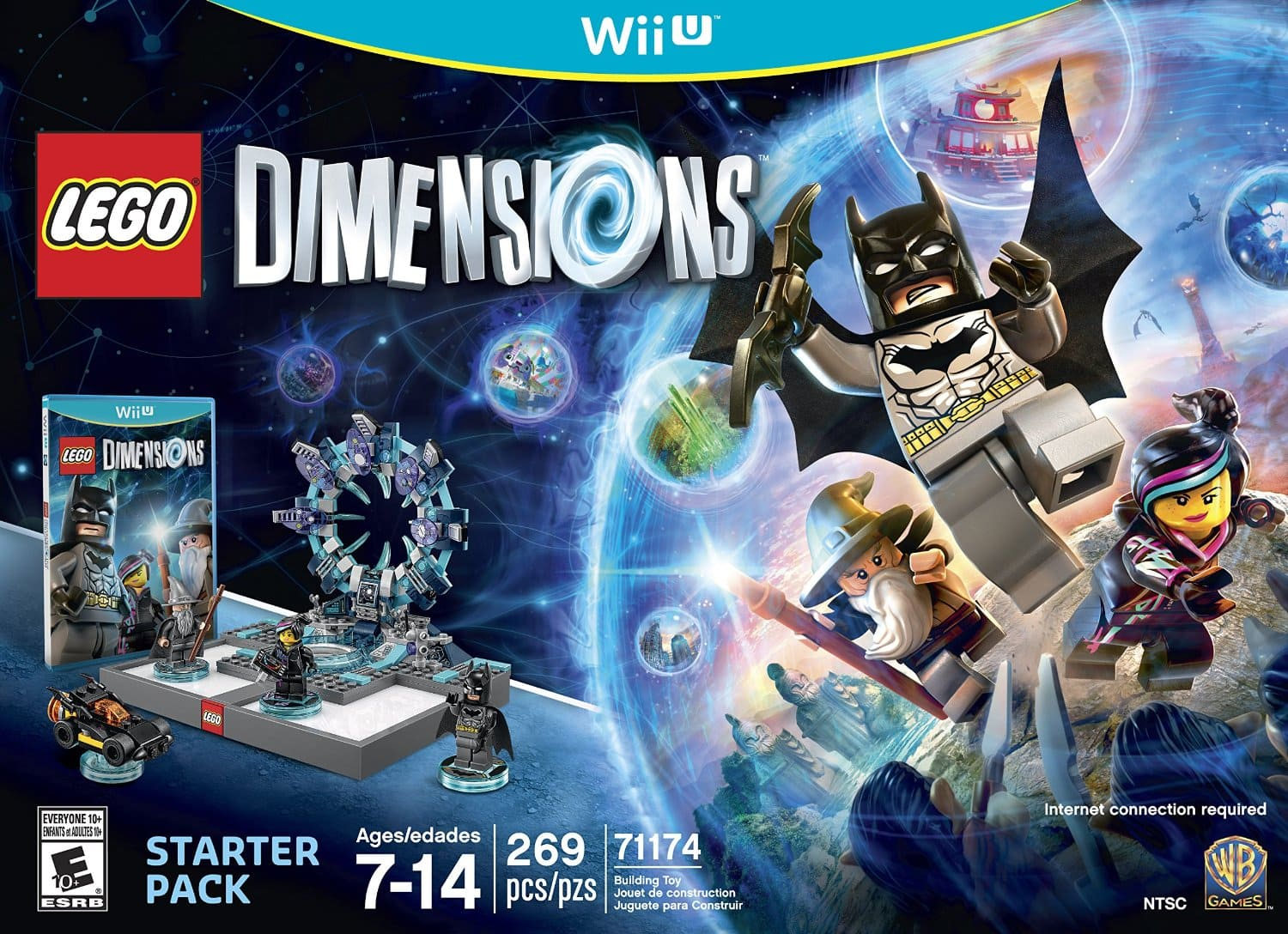 Lego Dimensions Starter Pack - Amazon Lightning Deal - All Platforms $63.99 - LIVE NOW