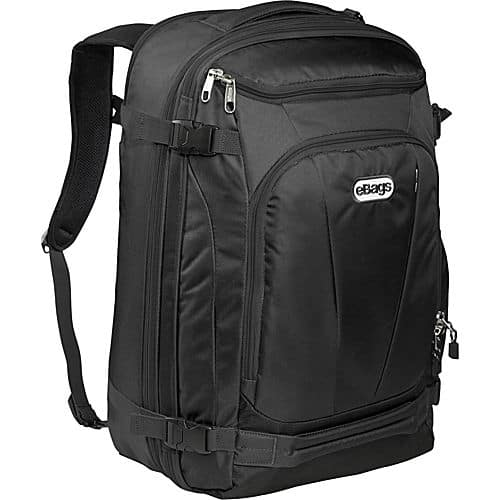 eBags TLS Mother Lode Weekender Convertible Travel Bag $52.49