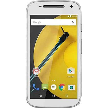 8GB Motorola Moto E LTE Sprint Pre-Paid Smartphone + $49.99 SYWR Points  $50 + Free Store Pickup