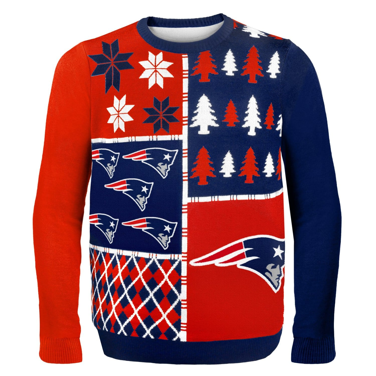 Official Licensed NFL Themed Ugly Holiday Sweaters (Various Styles)  $30