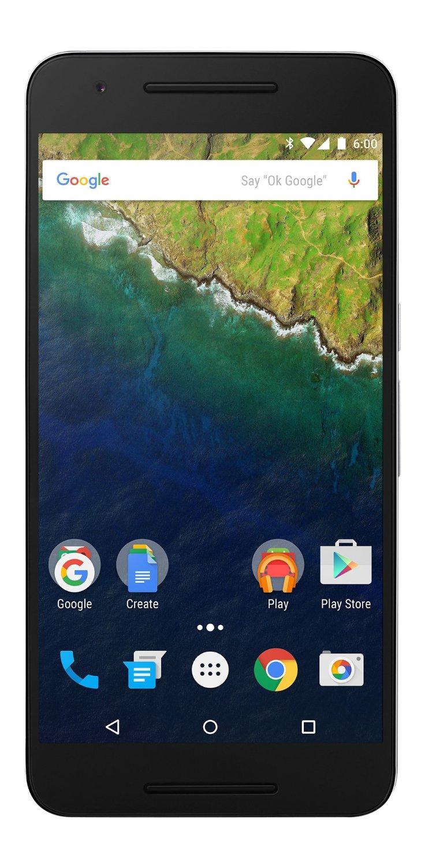 64GB Google Nexus 6P 4G LTE Unlocked Smartphone  $500 + Free Shipping