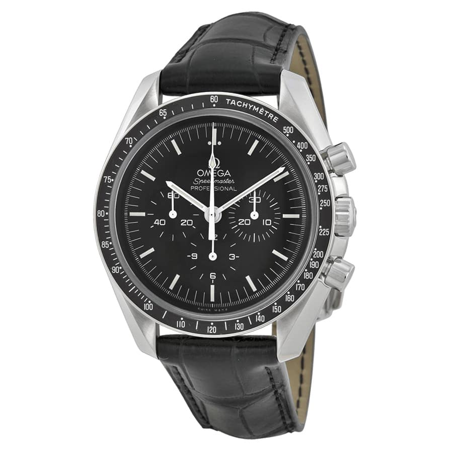 Omega Speedmaster Automatic (manual wind) Chronograph Watch $3195 + free shipping