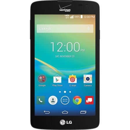 8GB LG Transpyre 4G LTE No-Contract Verizon Smartphone  $25 + Free Shipping