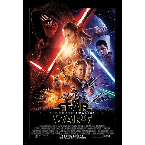 Star Wars: The Force Awakens Pre-Order (Blu-Ray/DVD/Digital HD) + $5 Target Gift Card for $19.99
