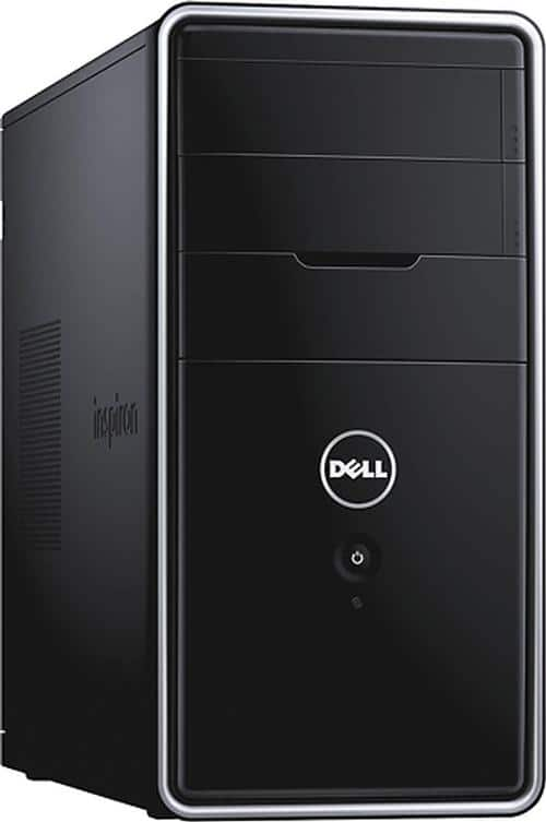 Dell Inspiron 3847 Desktop (Pre-Owned): i3-4170, 8GB DDR3, 1TB HDD $200 + Free Shipping