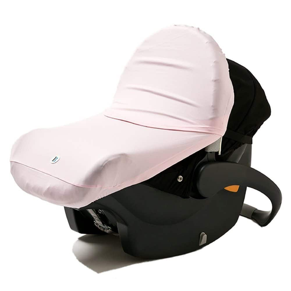 Imagine Baby Car Seat Canopy Shade Pink Page 2