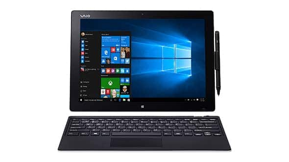 VAIO Z Canvas Signature Edition 2-In-1 Laptop: i7-4770HQ, 8GB DDR3, 256GB SSD  $997 + Free Shipping