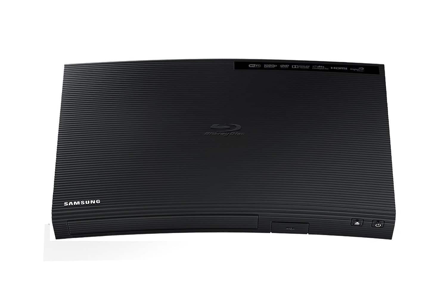 Samsung BD-J5700 Curved Blu-ray Player w/ Wi-Fi (Used - VG)  $27.30 & More