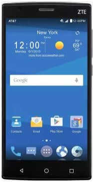 "16GB ZTE Zmax 2 5.5"" AT&T GoPhone No-Contract Smartphone  $80 + Free Shipping"