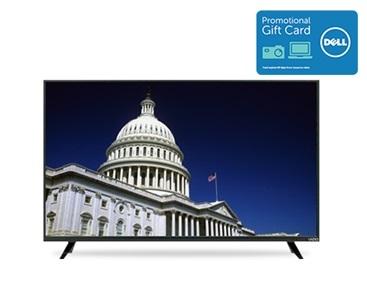 "32"" VIZIO D32HN-D0 720p LED HDTV + $100 Dell eGift Card  $180 + Free Shipping"
