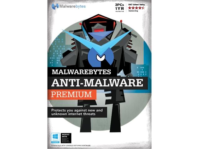 Malwarebytes Anti-Malware 3 PC CD for $15.98 shipped