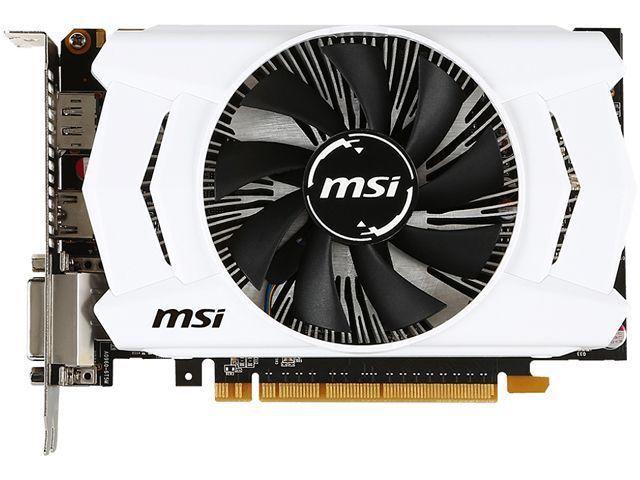 MSI GeForce GTX 950 OC 2GB GDDR5 Graphics Card  $120 + Free Shipping