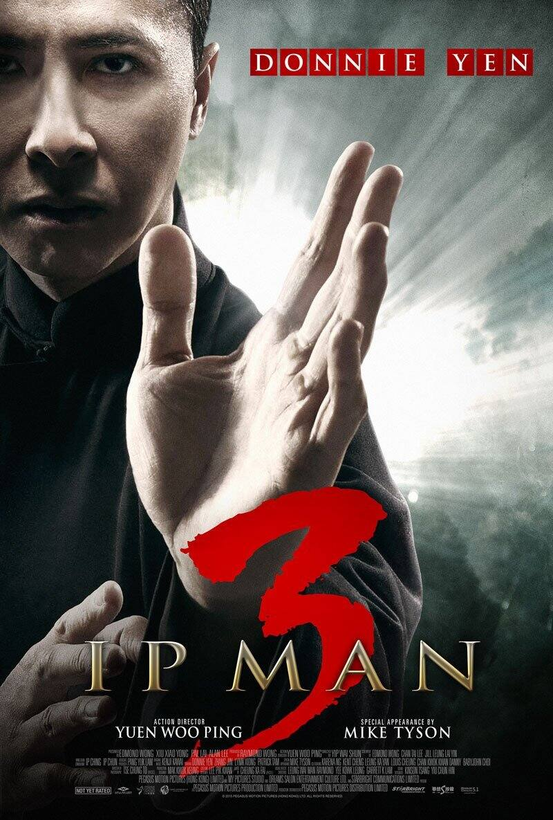 Ip Man 3 (Blu-Ray) Pre-Order  $13