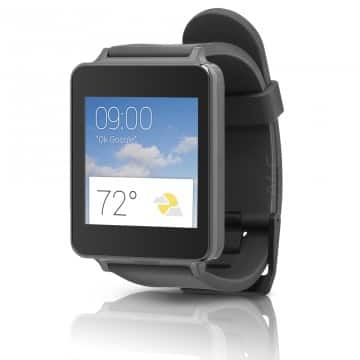 LG G Watch Android Smartwatch (Refurbished)  $52 + Free Shipping