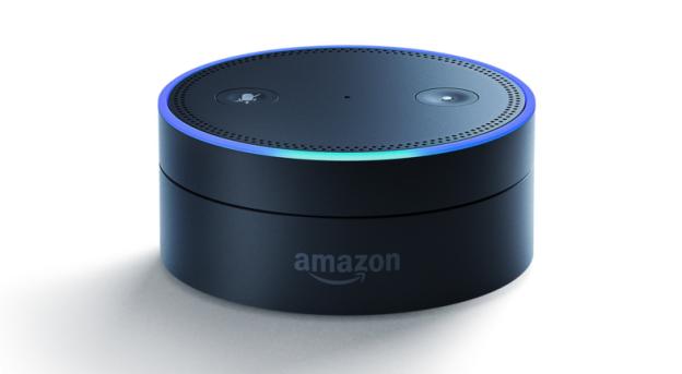 Prime Members: Amazon Echo Dot Smart Home Device (Pre-Order)  $90 + Free Shipping