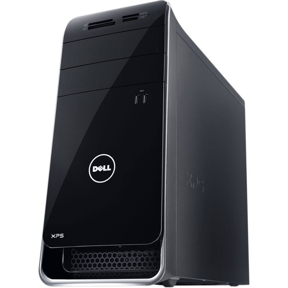 Dell XPS 8900 Desktop: i7-6700, 8GB DDR4, 1TB HDD, Nvidia GT 730, DVDRW, Win 10  $550 after $70 Slickdeals Rebate + Free S&H