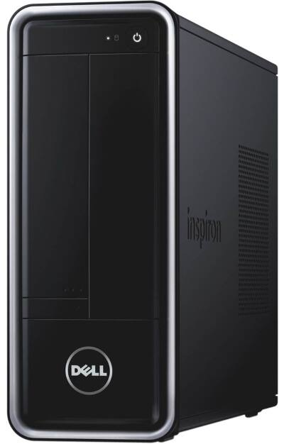Dell Inspiron Small Desktop: N3700 CPU, 8GB DDR3, 1TB HDD  $161 after $75 Rebate + Free S&H