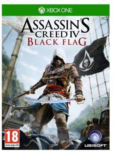 Assassin's Creed IV: Black Flag (Xbox One Download Code)  $4.30