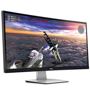 Dell UltraSharp 34 Curved Ultrawide Monitor - U3415W $695.49