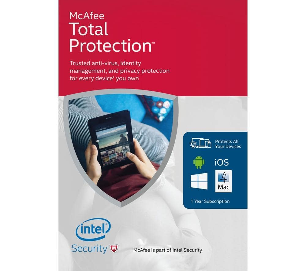 McAfee Total Protection 2016 (Unlimited Devices) for Free After Rebate + S&H @ Newegg.com
