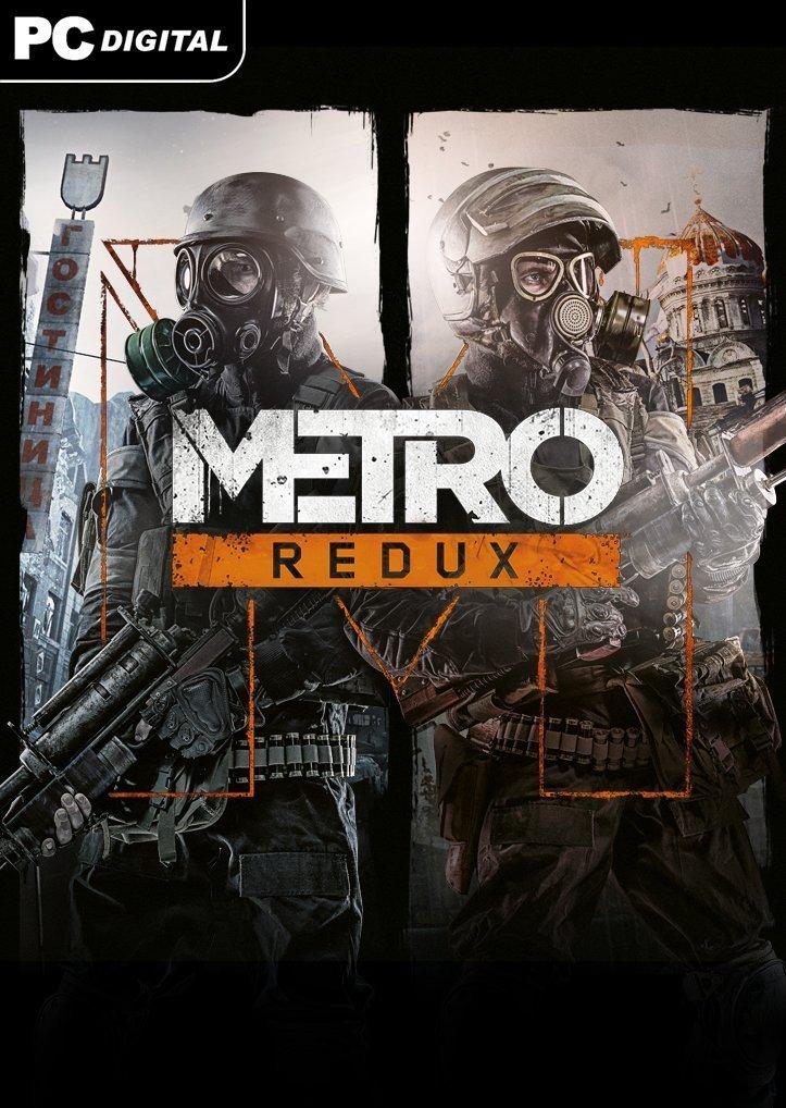 PC Digital Online Game Codes: Metro Redux (Metro 2033 Redux + Last Light Redux) $7.50, Dead Island: GOTY $4, Saints Row 2 $2.50 & More via Amazon *Steam*