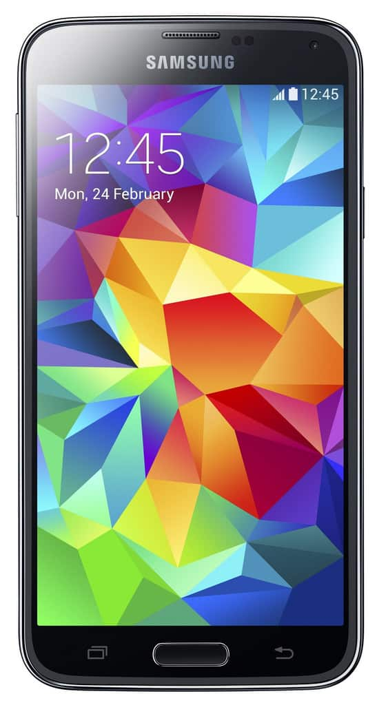 16GB Samsung Galaxy S5 Verizon + GSM Unlocked Smartphone (Refurbished)  $135 + Free Shipping