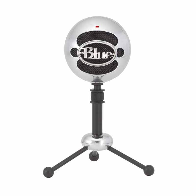 Blue Microphones Snowball USB Microphone - Brushed Aluminum $39.99 Frys in store and shipping with promo code