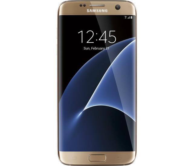 32GB Samsung Galaxy S7 Edge + GSM Unlocked Smartphone (Refurb)  $550 + Free S/H