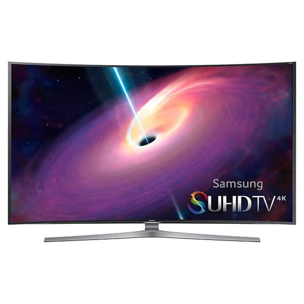 "55"" Samsung UN55JS9000 Curved 4K 3D SUHD Smart LED HDTV  $1200 + Free Shipping"