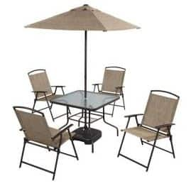 7-Piece Patio Dining Set $99 at Home Depot *190-TU Deal is Back*