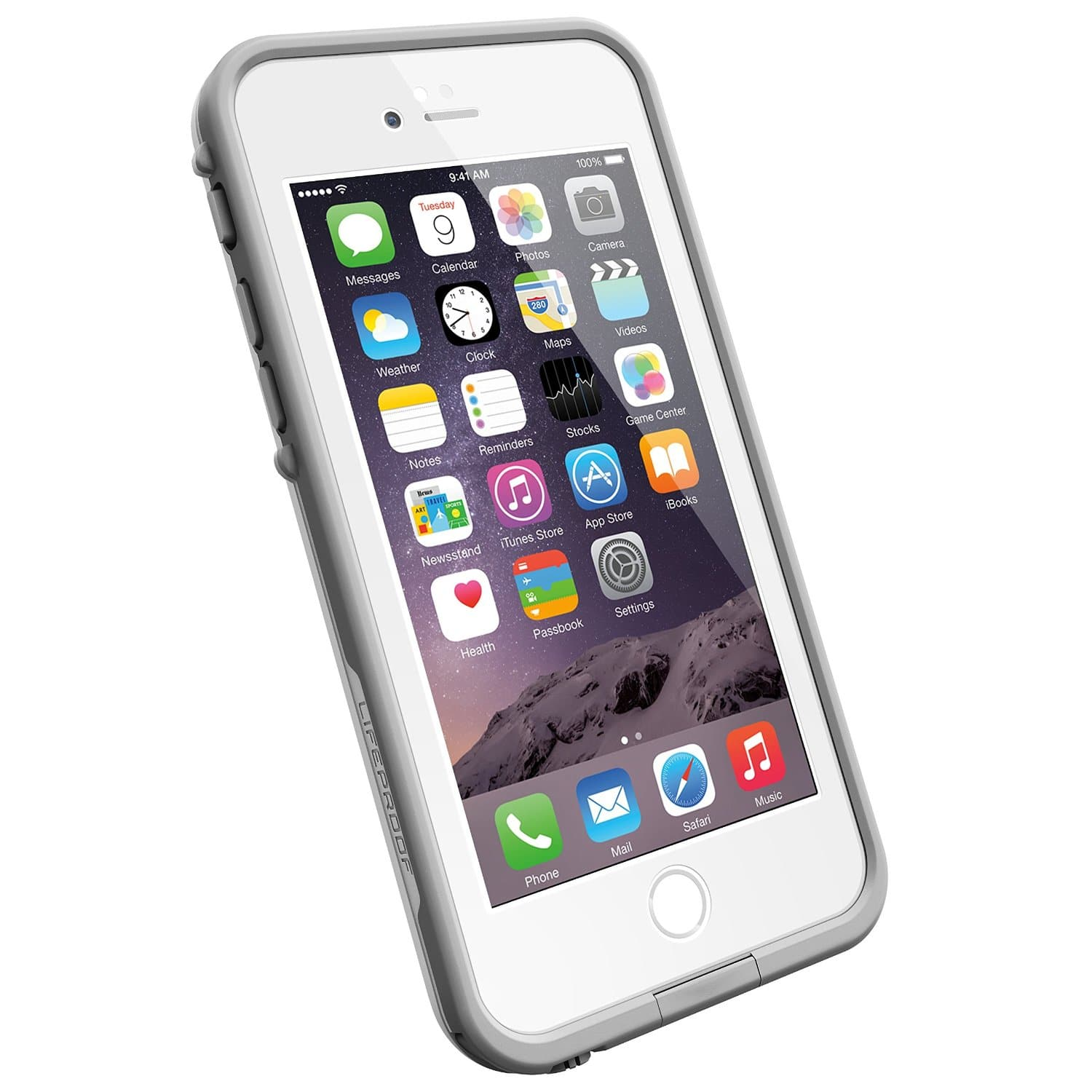 Lifeproof FRE iPhone 6 Waterproof Smartphone Case (Avalanche)  $18 + Free Shipping