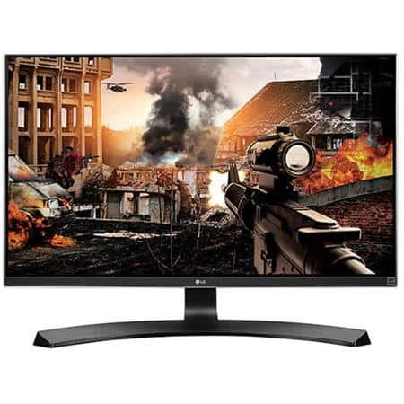 "27"" LG 27UD68-P 3840x2160 UHD IPS LED Monitor  $398 + Free S/H"