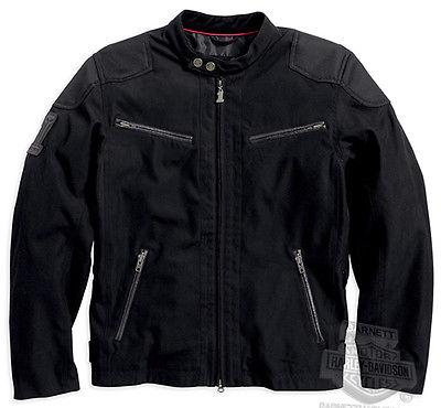 Harley-Davidson Black Label Men's Raven Riding Jacket  $100 + Free Shipping