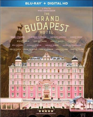 Blu-rays: Grand Budapest Hotel, Book of Life & More  $6 + Free Store Pickup