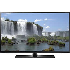 """48"""" Samsung UN48J6200 1080p 120Hz Smart LED HDTV $379 with free shipping"""