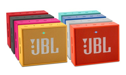 JBL GO Portable Bluetooth Speaker w/ Built-In Mic (various colors)  $20 + Free 2-Day Shipping
