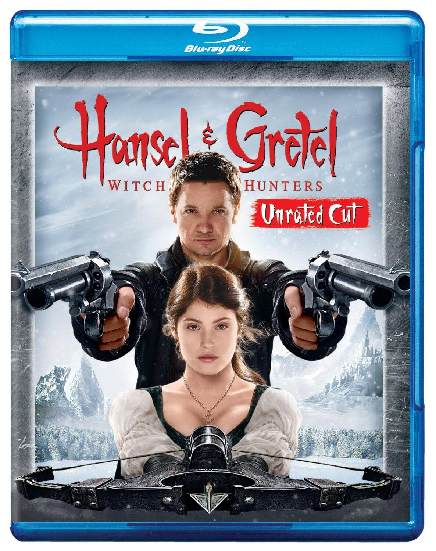 Hansel & Gretel: Witch Hunters (Blu-ray)  $4