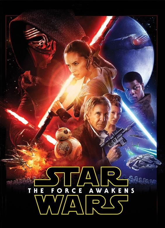 Star Wars: The Force Awakens (Digital HD Code)  $5 + Free S&H w/ $25+