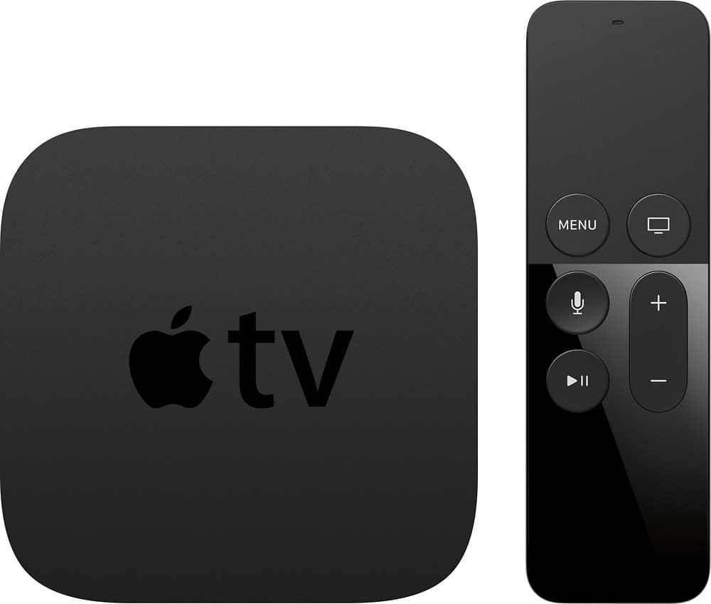 Apple TV 4th Gen 32GB Best Buy Geek Squad Refurbished $94.99