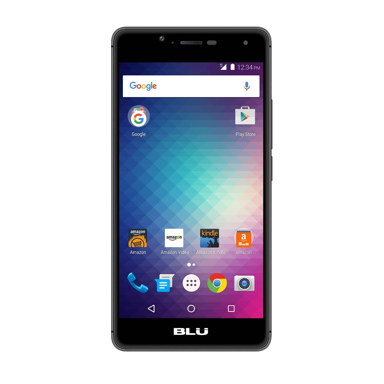 Prime Members: Unlocked Smartphones w/ Ads: Blu R1 HD from $50, Moto G (4th Gen)  from $125 & More + Free S&H