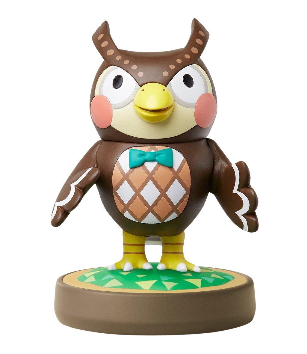 Nintendo Amiibo Figures: Kicks $4.50, Blathers  $4.10 & More