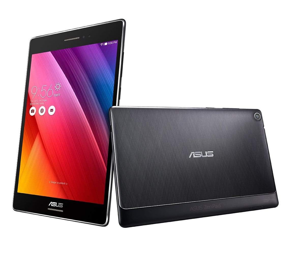 """32GB ASUS ZenPad S 8"""" Wi-Fi Android Tablet (Z580C-B1) $159 + FS @ Asus Store"""