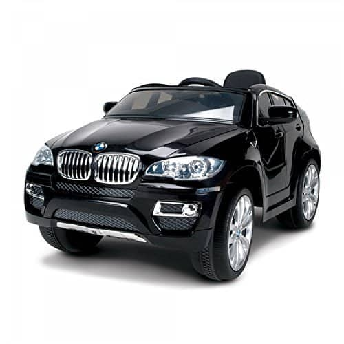 Huffy BMW X6 6-Volt Battery-Powered Ride-On (Black)  $99 + Free Shipping