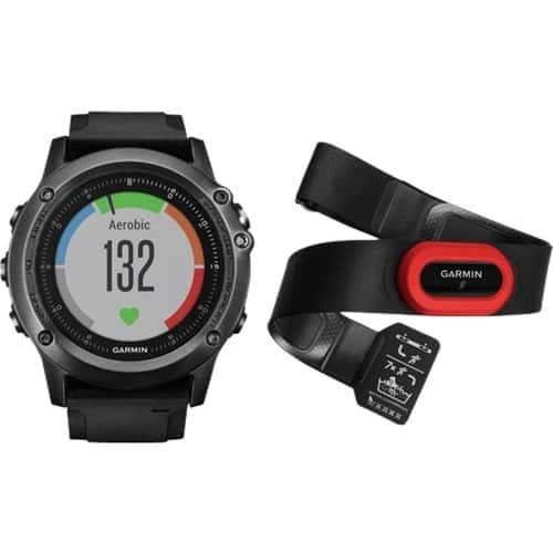 New Fenix 3 HR Performer Bundle $487 from Best Buy on Ebay