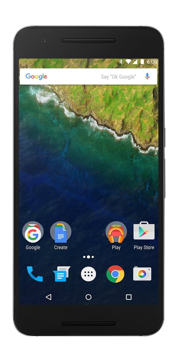Prime Members: 64GB Huawei Nexus 6P Unlocked Smartphone (Various Colors)  $404 + Free Shipping
