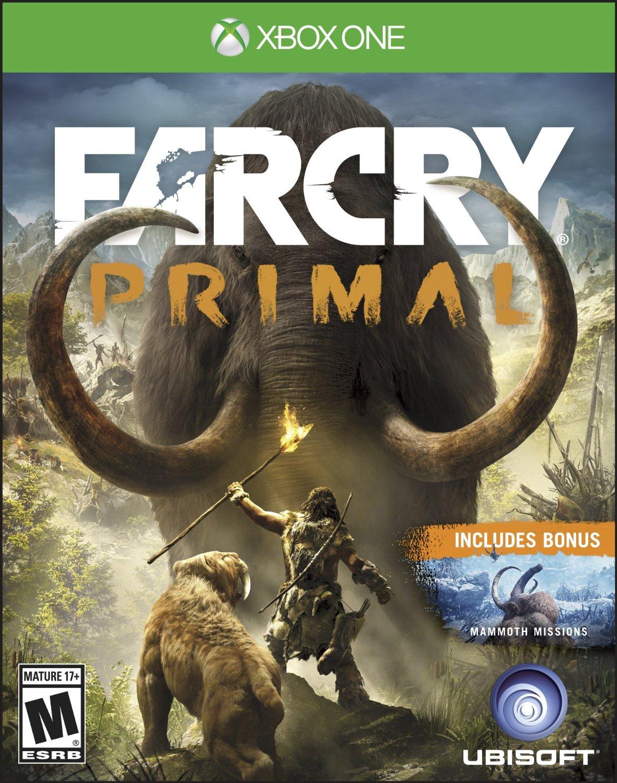 Far Cry Primal - All Platforms - $24.99 - Amazon