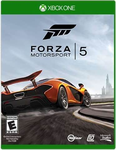 50% Off Select Video Games: Forza Motorsports 5 (XB1 Digital Download Voucher)  $10.50 or less & More