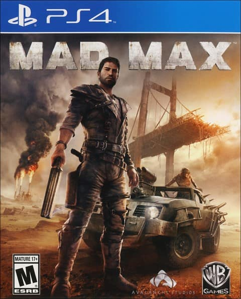 Used Games: Mad Max or Star Wars Battlefront (Xbox One)  $13 + Free Shipping